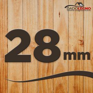 Spessore 28mm