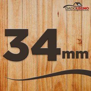 Spessore 34mm