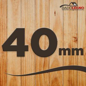 Spessore 40mm