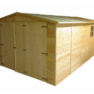 GARAGE PABLO in legno
