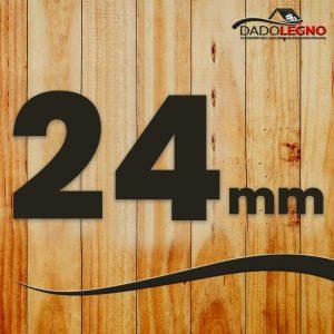 Spessore 24mm